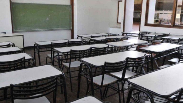 El regreso a las aulas será con 15 alumnos por clase