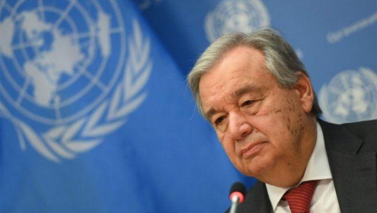 La ONU alertó sobre el impacto del cambio climático en la seguridad del mundo
