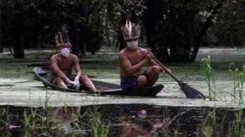 brasil: la burbuja de desinformacion que amenaza a los indigenas