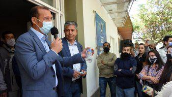 Gutiérrez y Figueroa llamaron a la unidad del MPN