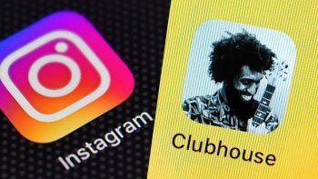 Instagram trabaja en una función para competir con Clubhouse