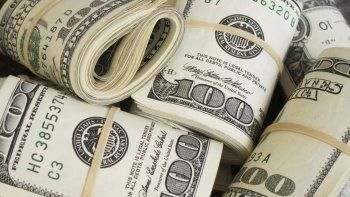 Así cotiza el dólar oficial y el blue este 6 de junio