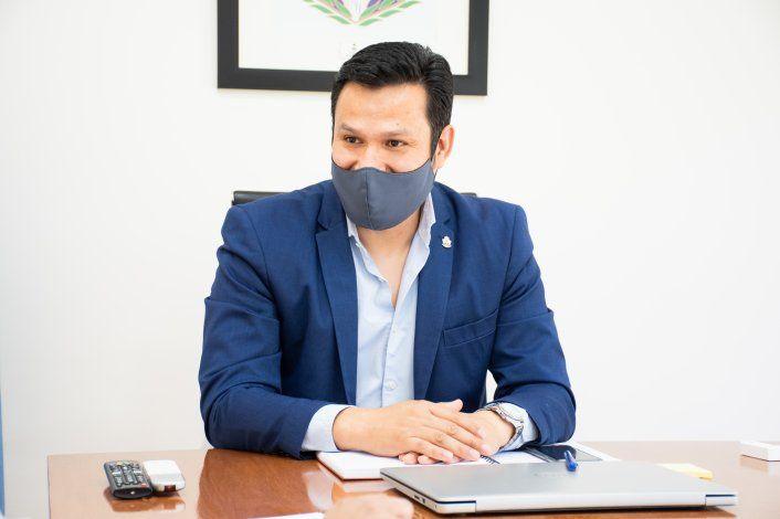 Llancafilo acompañará a Ferraresso en las PASO del MPN