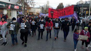 Multitudinaria marcha reclamó justicia por Agostina
