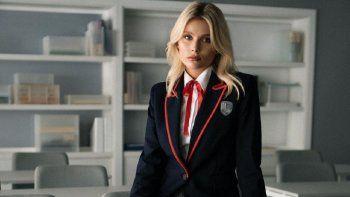 Valentina Zenere: la actriz argentina que se suma a Élite de Netflix