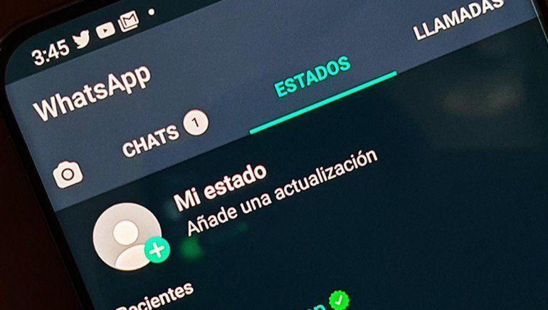 Estados de WhatsApp: aprendé a subir videos de larga duración a tus estados. Foto: Cortesía