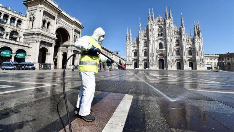 La segunda ola de la pandemia en Italia elevó las alertas y las restricciones.