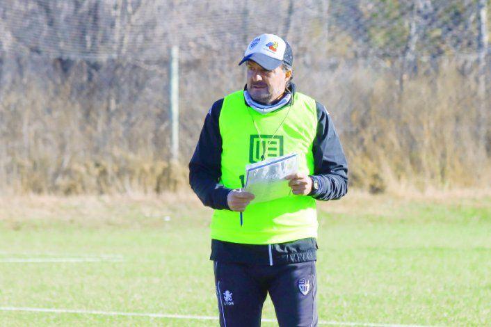 Gustavo Raggio, DT albinegro.