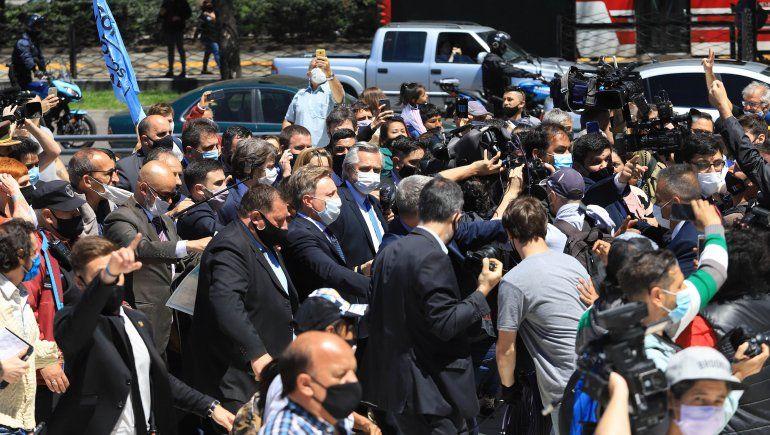 Alberto se quebró en el homenaje a Néstor Kirchner: Fue el presidente que cambió la historia