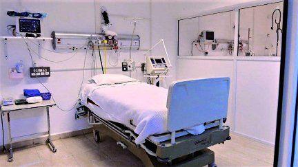 El 67% de las unidades de cuidados intensivos COVID están ocupadas.