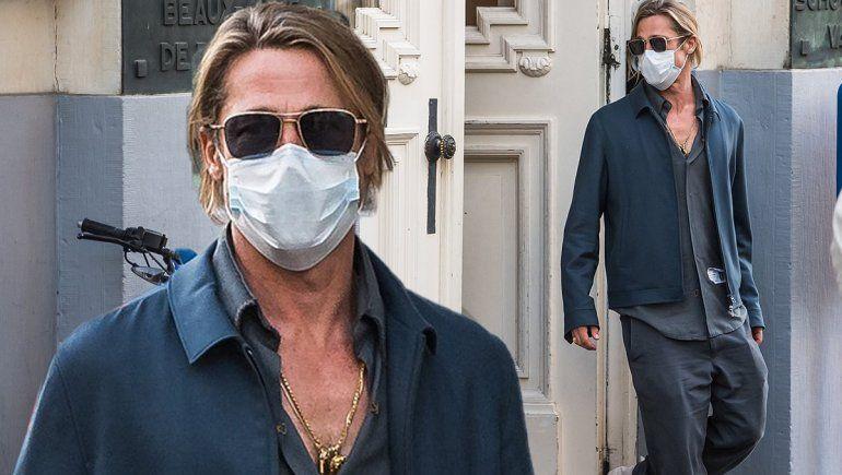 Alarma: Brad Pitt encendió las luces en Hollywood