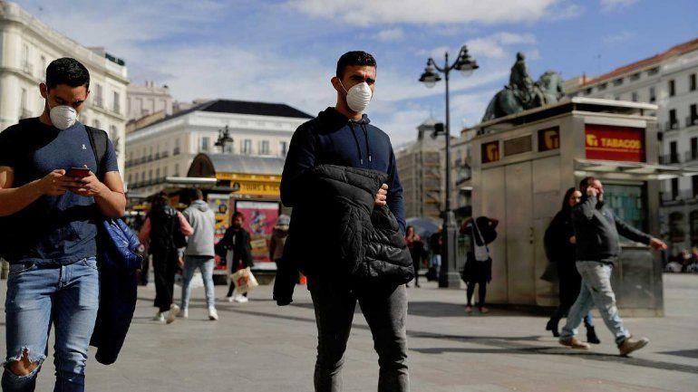 Covid-19: restringen movilidad en Madrid ante repunte de contagios