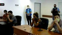 confirmaron preventiva para tres hermanos acusados de matar
