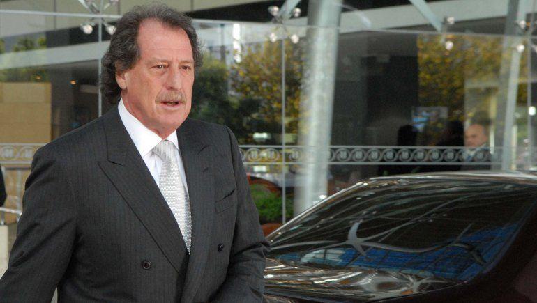 Fernández y Gutiérrez lamentaron la muerte del empresario Brito