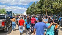 dolor en cutral co: despidieron a los dos policias fallecidos
