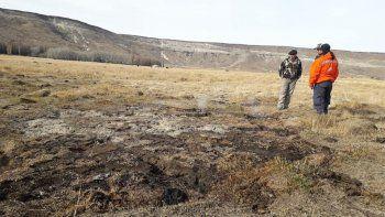 la rinconada: el extrano fenomeno del fuego bajo tierra que se viralizo