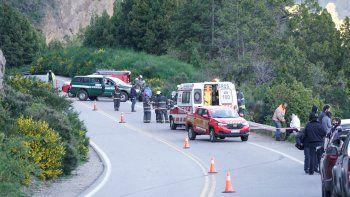 Tragedia en el Lácar: cayó un auto al lago y murió una adolescente de 16