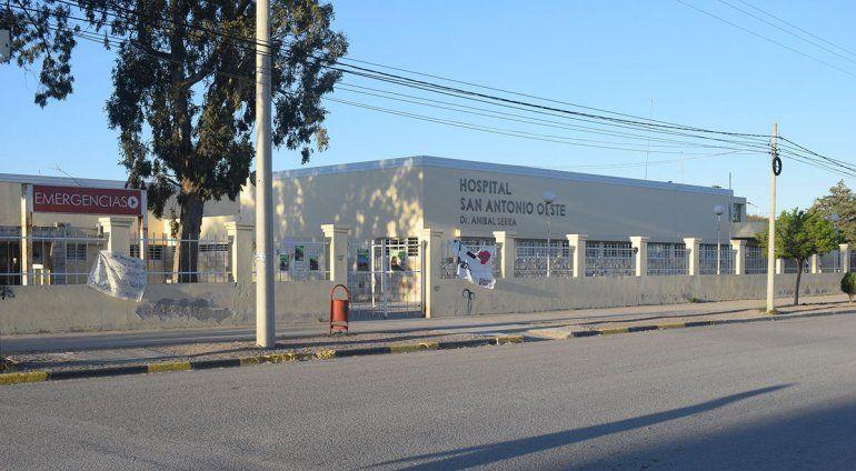 El hospital de San Antonio