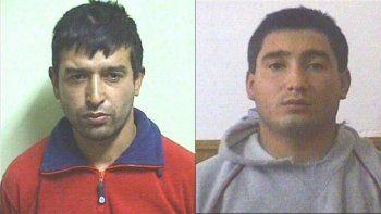 Sergio Ubaldo Retamal Ayala y Jorge Armando Carabajal Carreño.