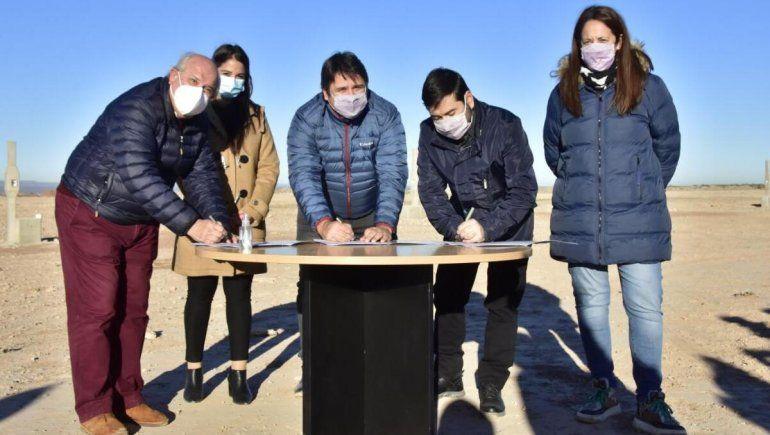 La Muni entregará 70 lotes en la Meseta para abogados