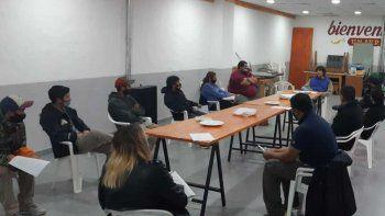los trabajadores viales rechazaron el aumento salarial