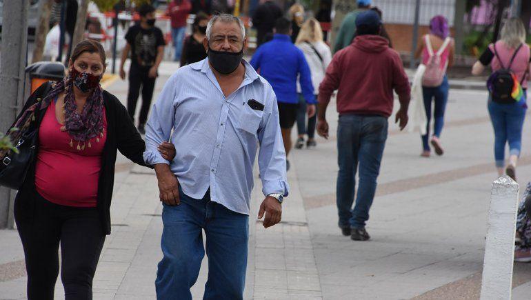 Provincia hizo las primeras multas por no usar barbijo
