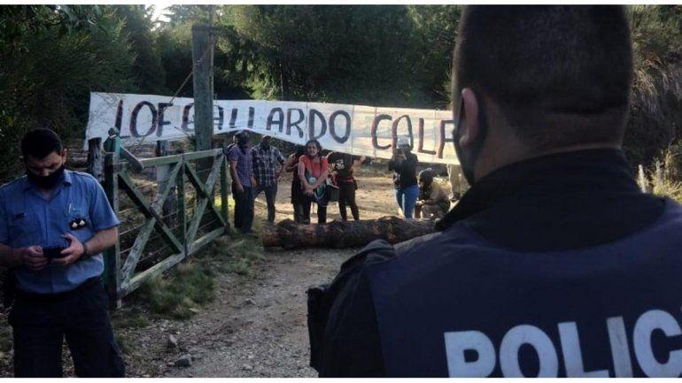 La justicia rionegrina pidió la captura de dos usurpadores del campo en El Foyel