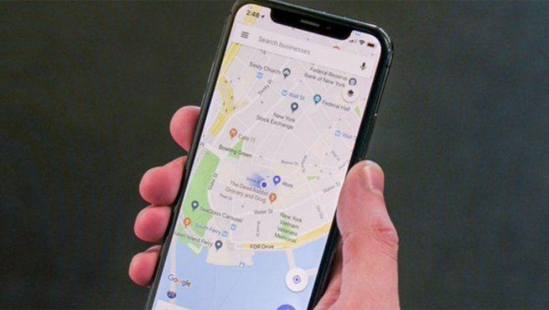 Google Maps permitirá pagar el transporte público y parquímetros