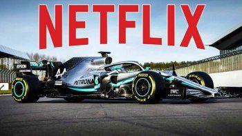 Netflix sigue apostando a la Fórmula 1 y ahora prepara una película de ficción.
