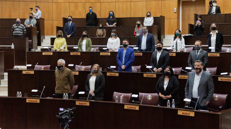 Caso Terán: Legislatura eligió a los nuevos miembros del jury