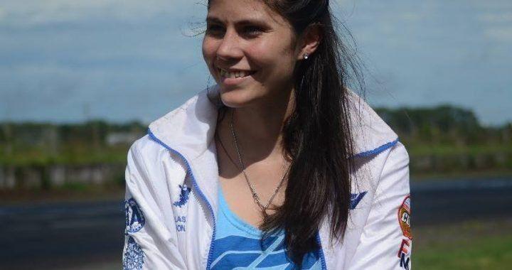 Tamara Vital, fundadora del Vitarti Girls Team.