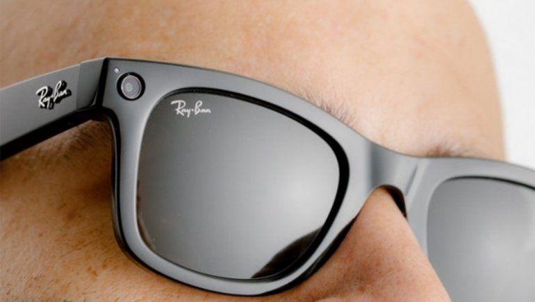 Facebook presenta sus primeras gafas inteligentes