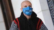 escandalo por un activista que mintio al decir que tenia cancer