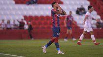 El lamento de San Lorenzo por otra derrota que duele.