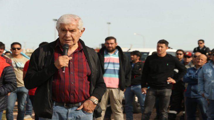 El Sindicato que conduce Pereyra y las petroleras tendrá una nueva chace para el acuerdo la semana próxima.