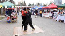 bettina y martin superaron la pandemia por el camino del tango