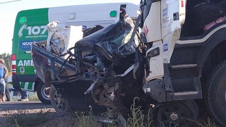 Identificaron a la mujer que murió en el terrible accidente de la Ruta 7