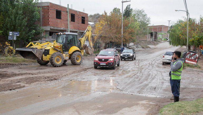 Tiempo: ¿Hasta cuándo seguirá la lluvia en el Alto Valle?