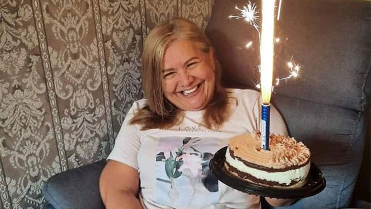 la colombiana que festeja que va a morir el domingo