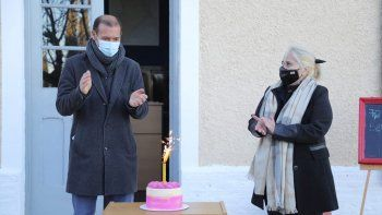 gutierrez presidio los festejos por el 70º aniversario de senillosa