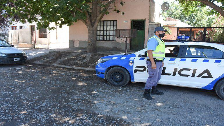El crimen de Navarrete tuvo lugar en la calle Santiago del Estero al 500