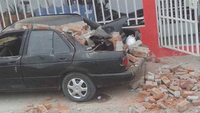 Fuerte terremoto de 6.1 grados en el norte del Perú