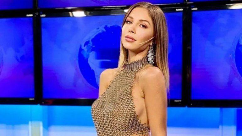 Romina Malaspina s convirtió hace meses en una de las caras más populares de Canal 26.