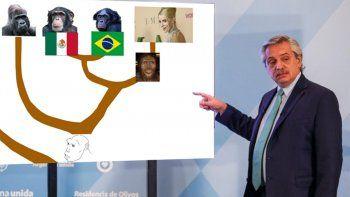 Los memes tras la polémica desatada por Alberto Fernández