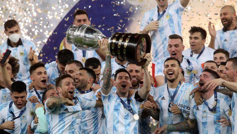 Insólito: el campeón de América que reveló que no conocía a Messi