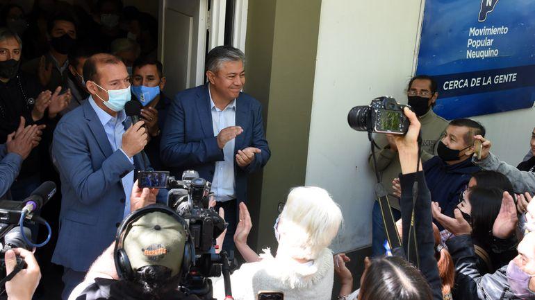 El MPN ya juega la interna de cara a las elecciones de 2023