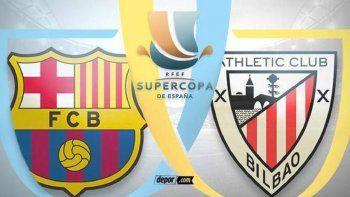 Barcelona vs Athletic Bilbao la otra gran final