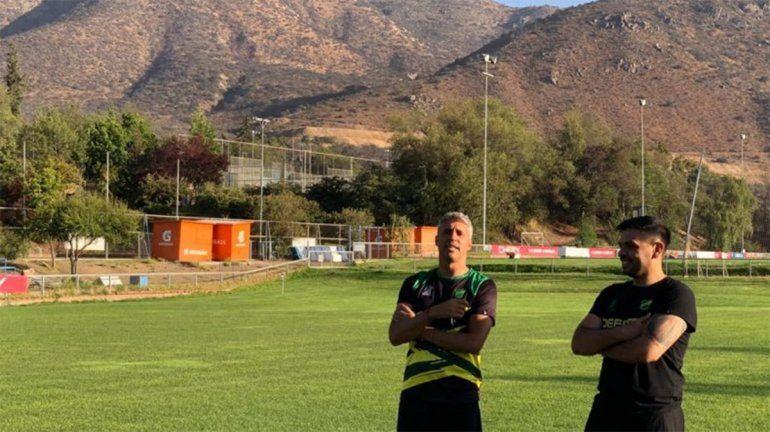 El drama de Defensa: tres positivos a horas de jugar en Chile