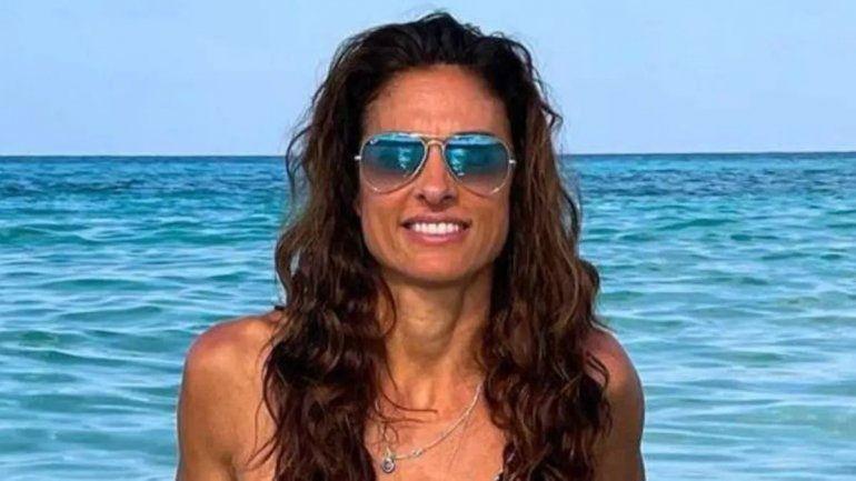 Las nuevas fotos íntimas de Gabriela Sabatini en soñadas vacaciones