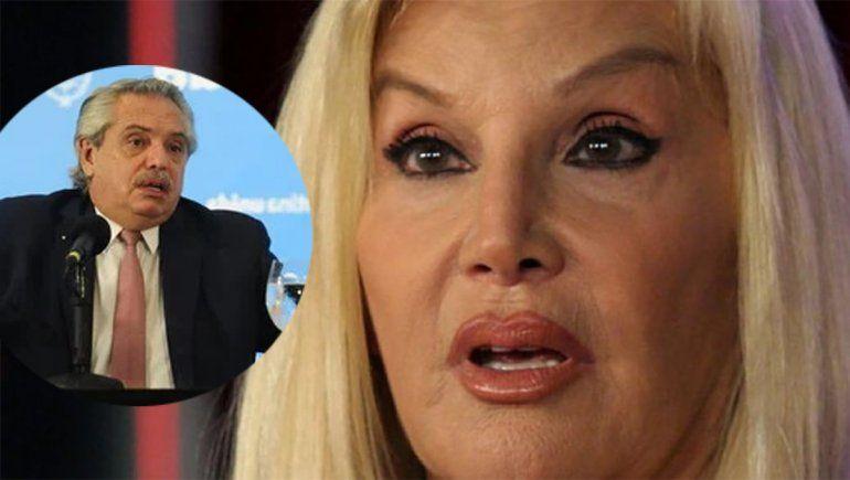 El papelón de Susana: publicó un falso audio de Alberto Fernández y desató un escándalo